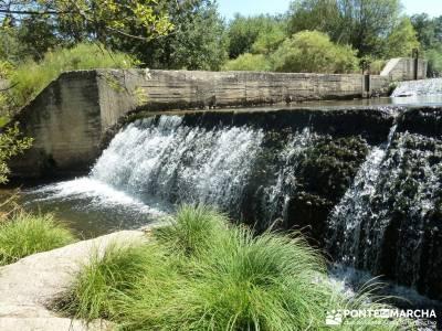 Pesquerías Reales y Fuentes de La Granja;las mejores rutas de senderismo en madrid ruta montaña ma